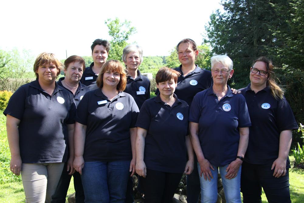 Team Seniorenwohngemeinschaft